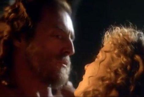 """Odisseus e Penelope - reencontro e retorno a itaca - Cena do filme """"The Odyssey"""" de Francis Ford Coppola"""