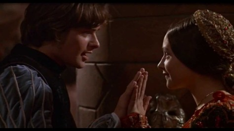 "Romeu e Julieta no seu ""Encontro"""