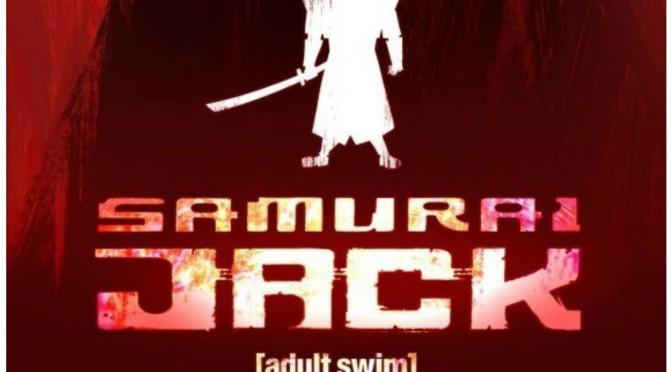 Samurai Jack Ganha Nova Temporada – Veja o Trailer!