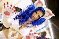 Felicia cosplay darkstalkers sexy Shoko-Cosplay gostosa