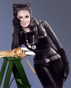 Julie Newmar catwoman mulher gato