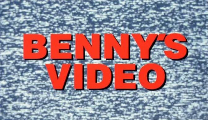 Benny's Video – Indicação do Filme: Um Contexto Perturbador