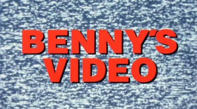 Benny's Video: Um Contexto Perturbador – Indicação do Filme