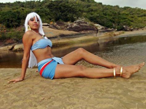 cosplay kida Atlantis Rinecos sexy ecchi gostosa (5)