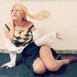 Cosplay Shizuka Marikawa Laura Pyon ero cosplay HOTD