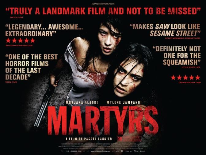 Martyrs – Critica do Filme: Violência, Perversidade, Loucura e Etecetera