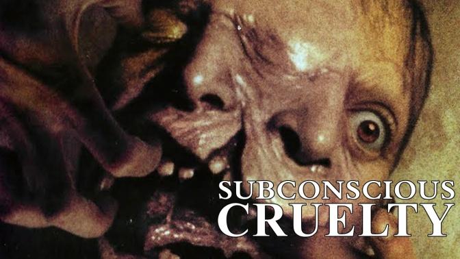 Subconscious Cruelty – Critica do Filme: Doentio e Perturbador!