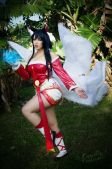 Ahri Cosplay League of Legends Danielle Vedovelli sexy