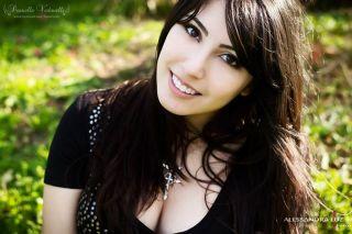 Danielle Vedovelli cosplay sexy