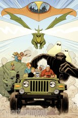 Hanna Barbera novas hqs future-quest-art-1