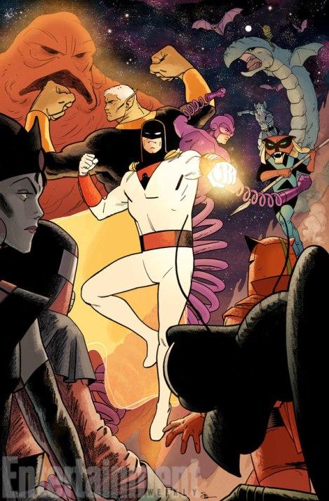 Hanna Barbera novas hqs future-quest-art-3-79919