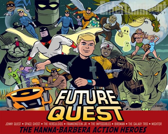 Desenhos da Hanna Barbera vão ganhar novos Quadrinhos!