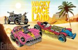 Hanna Barbera novas hqs wacky-race-land-54502
