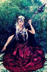 Shermie Cosplay Hilda CDZ sexy linda