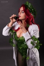 starship cosplay poison ivy era venenosa cosplay sexy gostosa