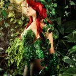 starship cosplay poison ivy era venenosa cosplay sexy gostosa