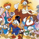 ducktales personagens bons