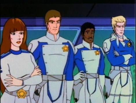 galaxy rangers 1