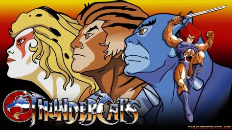 Thundercats-Wallpaper
