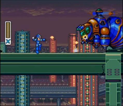 mega-man-x-gameplay