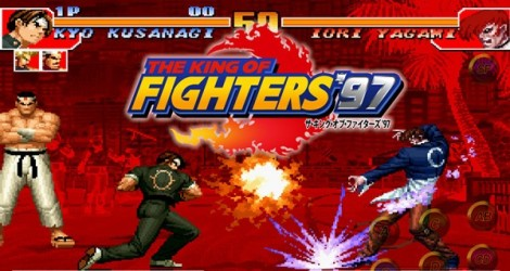the-king-of-fighters-97-screenshot