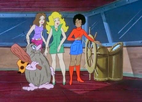 Capitão Caverna e as Panterinhas 1977 - Hanna Barbera