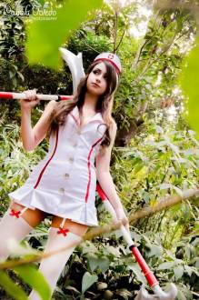 cosplay-akali-nurse-sexy-lol-gostosa-enfermeira-dy-chan-3