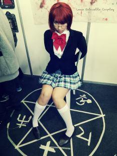 Cosplay Sawa Nakamura Aku no Hana Luna Gabriella