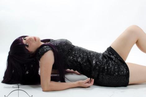 Dy Chan cosplay sexy por ela mesma medina seduces me