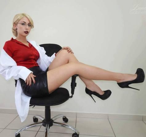 Harley Quinn cosplay sexy Luna Gabriella harleen quinzel sexy cosplay