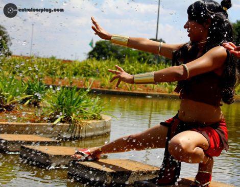 katara Nayigo cosplay sexy ecchi