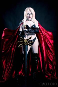 lady death cosplay sexy gostosa nayigo