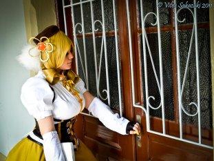 Mami cosplay Madoka Magica Juka Crasoves