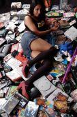 Nayigo cosplay geek girl