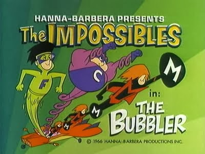 Os Impossíveis - Os Impossíveis Contra o Bolha