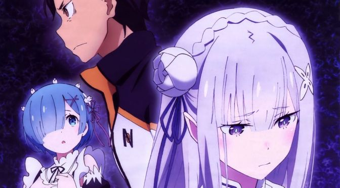 Re:Zero kara Hajimeru Isekai Seikatsu – Crítica: A Jornada para ser o Herói do amor de Sua Vida