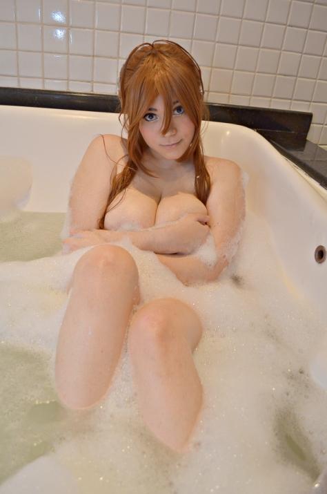 Rei Miyamoto cosplay sexy HOTD Juka Crasoves semi nude