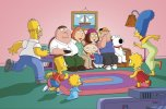 The_Simpsons e Family Guy