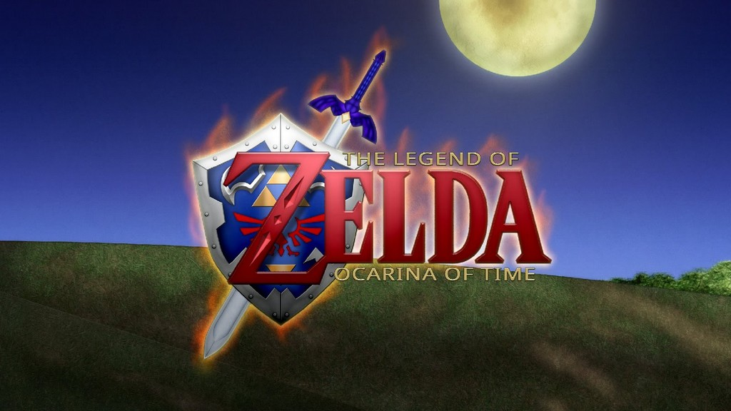 zelda-ocarina-of-time-logo