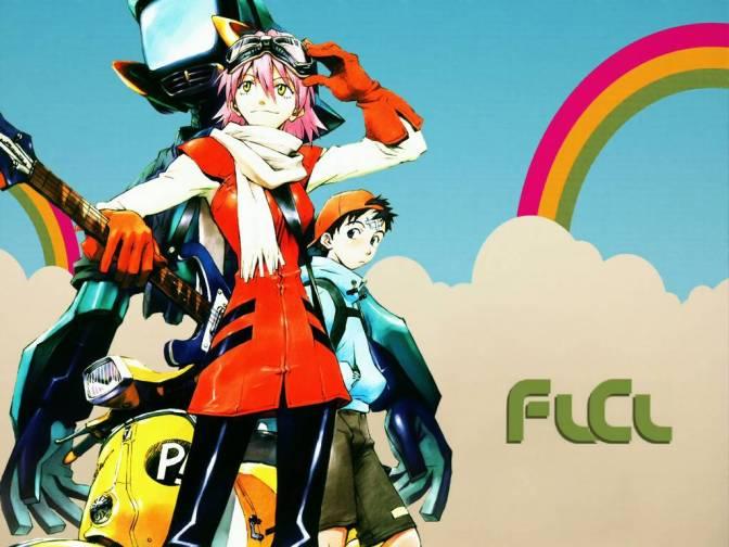 FLCL ganha nova Temporada do Anime em 2017 – com o Desenhista Original!