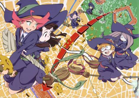 little-witch-academia-wall