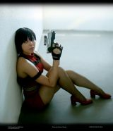 ada wong cosplay gostosa sexy Vivian Vee