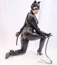 cosplay mulher gato catwoman sexy michelle pfeiffer Jaqueline Abrão gata