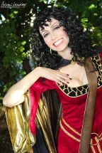 Mother Gothel Adami Langley cosplay sexy