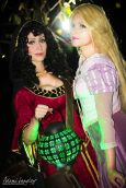 Mother Gothel Adami Langley cosplay sexy Angel Arwen Cosplays rapunzel