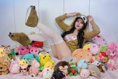 Vivian Vee cosplay sexy fanservice kawaii cosplay gostosa gata