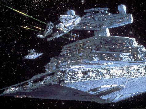 o-imperio-contra-ataca-millennium-falcon-e-detroyer-imperial