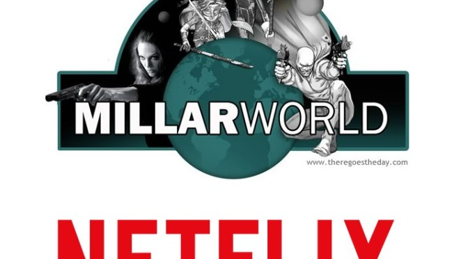 Noticias de Quinta AO VIVO (3): Cavaleiros do Zodíaco na Netflix, Mark Millar… O que mais a Netflix vai comprar?