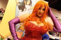 ivy doomkitty cosplay jessica rabbit gostosa