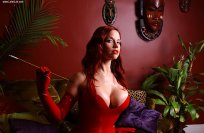 jessica rabbit cosplay Bianca Beauchamp big tits sexy